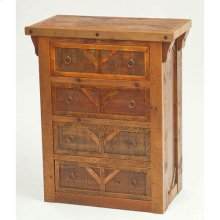 Windy Stable - 4 Drawer Dresser