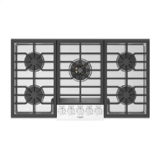 """36"""" Pro Gas Cooktop - stainless Steel"""
