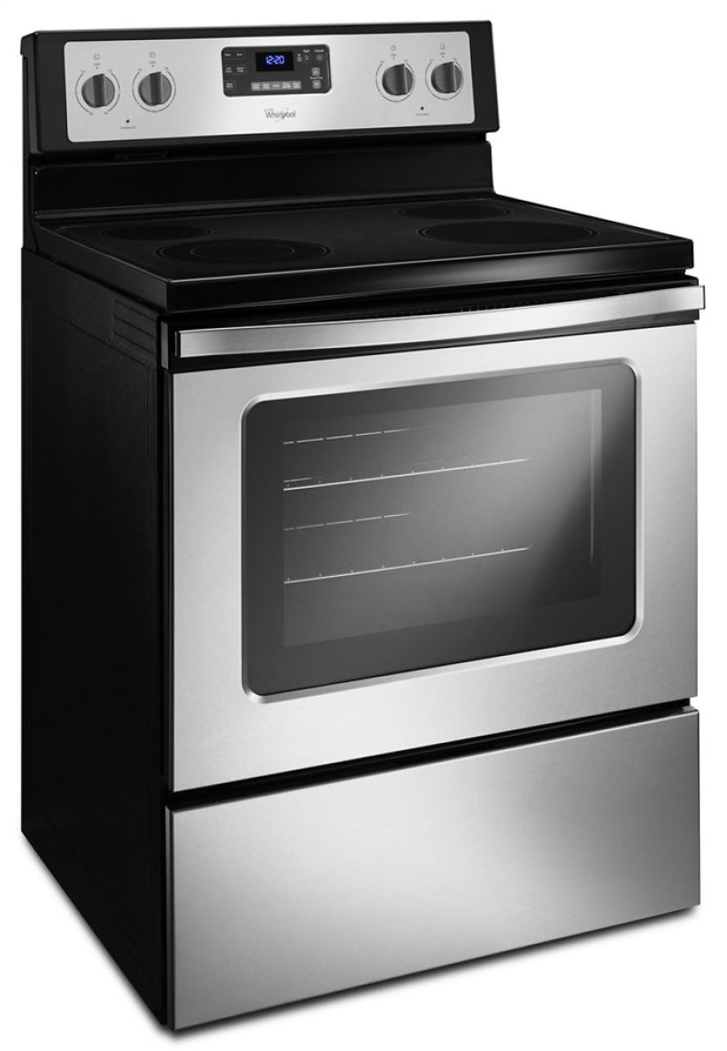 Bob wallace appliance huntsville alabama - Hidden Additional 5 3 Cu Ft Freestanding Electric Range With Easy Wipe Ceramic Glass Cooktop