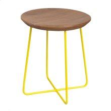 Rainbox Stool Yellow Legs-m2