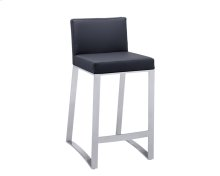 Architect Counter Stool - Black