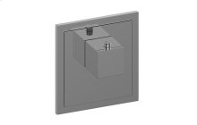 Finezza M-Series Thermostatic Valve Trim with Handle