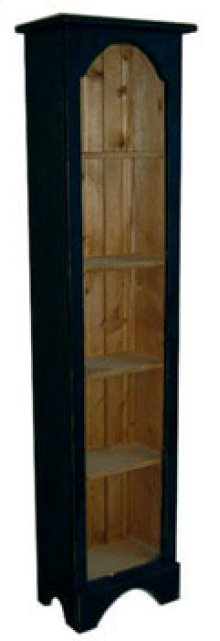 Chimney Bookcase