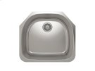 """Stainless steel kitchen sink With rounded corners [3,5""""] Product Image"""