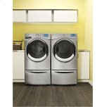 "Whirlpool 15.5"" Pedestal For Front Load Washer And Dryer With Storage"