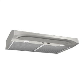 Alta 36-inch 250 CFM Stainless Steel Range Hood with light