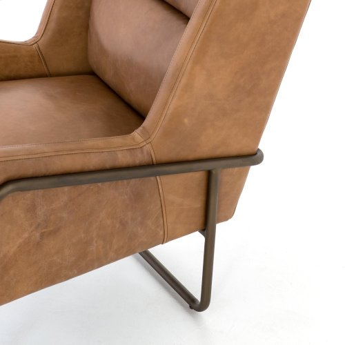 Patina Copper Cover Wembley Chair