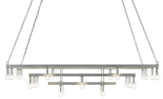 Granby Chandelier - 10.5h x 50w x 50d, adjustable from 30h to 78h