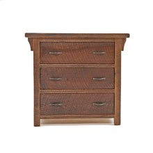 Oak Haven - 3 Drawer Dresser