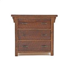 Oak Haven - 3 Drawer Dresser