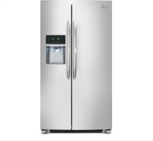 """GREAT PRICE - BRAND NEW - FULL WARRANTY: Frigidaire Gallery 22.2 Cu. Ft. Counter-Depth Side-by-Side Refrigerator -             Width: 36""""             Height: 69 7/8""""             Depth: 31""""             Capacity: 22.2 cu. ft."""