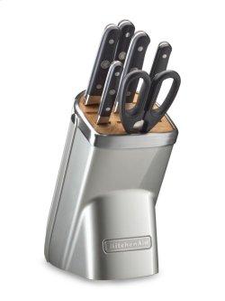7pc Professional Series Cutlery Set - Sugar Pearl Silver