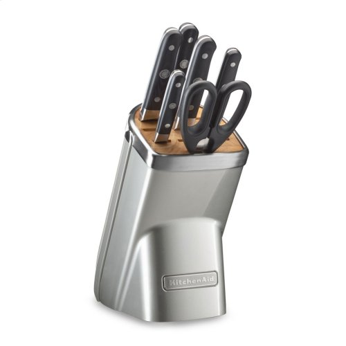 7-Piece Professional Series Cutlery Set - Sugar Pearl Silver