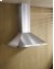 "Additional 6"" Brushed Stainless Steel Range Hood with 600 CFM Internal Blower"