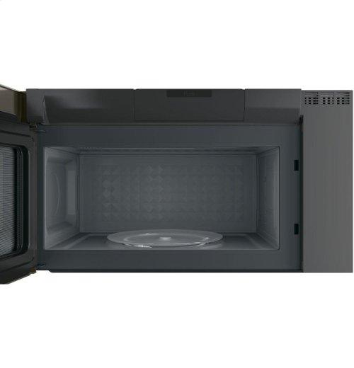 GE Profile Series 2.1 Cu. Ft. Over-the-Range Sensor Microwave Oven