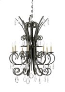 Grand Stairs Chandelier-verdi Product Image