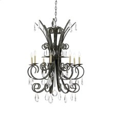 Grand Stairs Chandelier-verdi