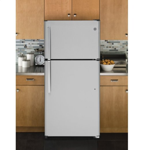 GE® 18.2 Cu. Ft. Top-Freezer Refrigerator