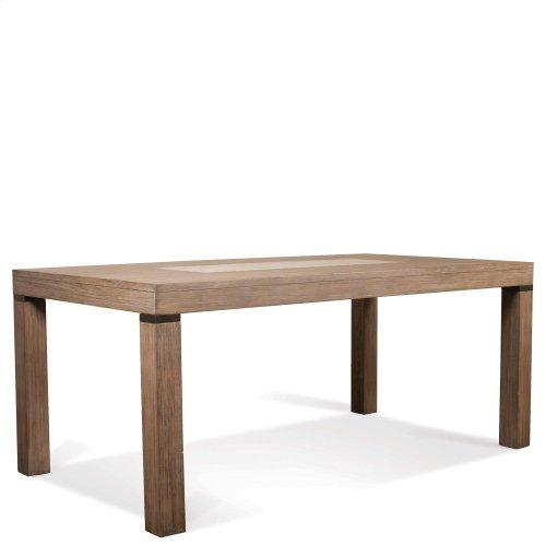 Mirabelle - Leg Dining Table - Ecru Finish