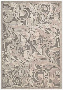 Graphic Illusions Gil01 Gycam Rectangle Rug 5'3'' X 7'5''
