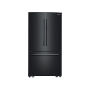 26 cu. ft. French Door Refrigerator with Internal Filtered Water - BLACK