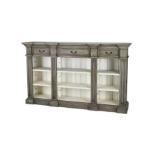 Genoa Open Bookcase