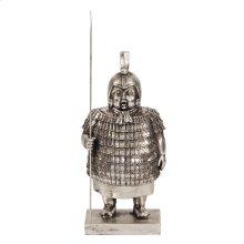 Samurai Guard Sculpture