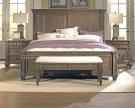 King Panel Bed Product Image