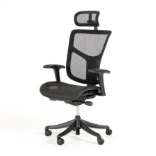 Modrest Stewart Modern Black Office Chair
