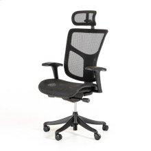 Modrest Stewart Modern Black Office Chair
