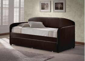 Springfield Brown Daybed With Trundle