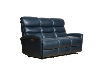 Kelso Sapphire-Blue Sofa