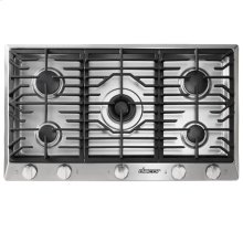 "Renaissance 30"" Gas Cooktop,, in Stainless Steel with Natural Gas **** Floor Model Closeout Price ****"