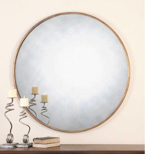 Junius Round Mirror