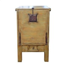 1 Door 1 Drawer Wine Chest