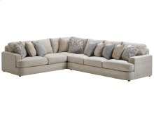 Halandale Left Arm Facing Love Seat