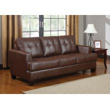Samuel Transitional Dark Brown Sleeper