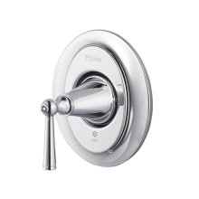 Polished Chrome Saxton Valve, Trim Only