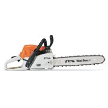 A powerful and fuel-efficient chainsaw that's comfortable to use.