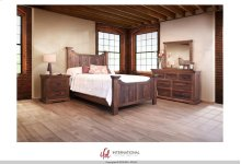 Madeira Queen Bed