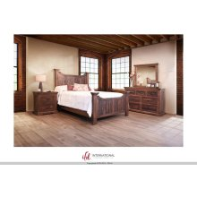 Madeira Queen Bed
