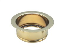 Garbage Disposer Flange - Antique Brass