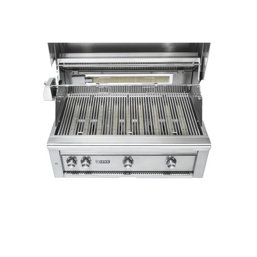 """36"""" Built In All Trident Grill w/ Flametrak and Rotisserie NG"""