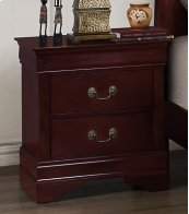 Chablis Cherry LP Nightstand