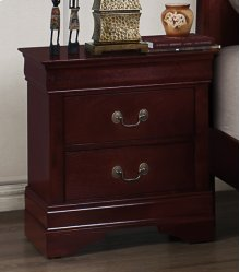 1932 Two Drawer Nightstand (Louise Philipe)