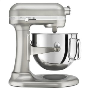 KitchenaidRefurbished 7 Qt Bowl Lift Stand Mixer - Sugar Pearl Silver