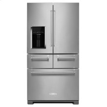 "*Scratch and Dent* 25.8 Cu. Ft. 36"" Multi-Door Freestanding Refrigerator with Platinum Interior Design - Stainless Steel"