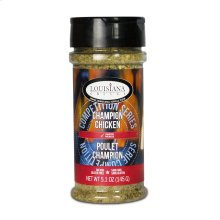 Louisiana Grills Spices & Rubs - 5 oz Champion Chicken
