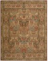 LIVING TREASURES LI02 MTC RECTANGLE RUG 3'6'' x 5'6''