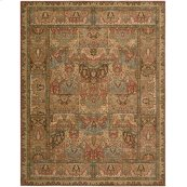Living Treasures Li02 Mtc Rectangle Rug 27'' X 18''